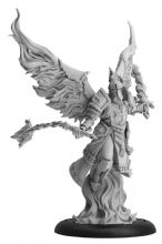 Menite Archon  WARMACHINE Mercenary Archon Solo (metal/resin)
